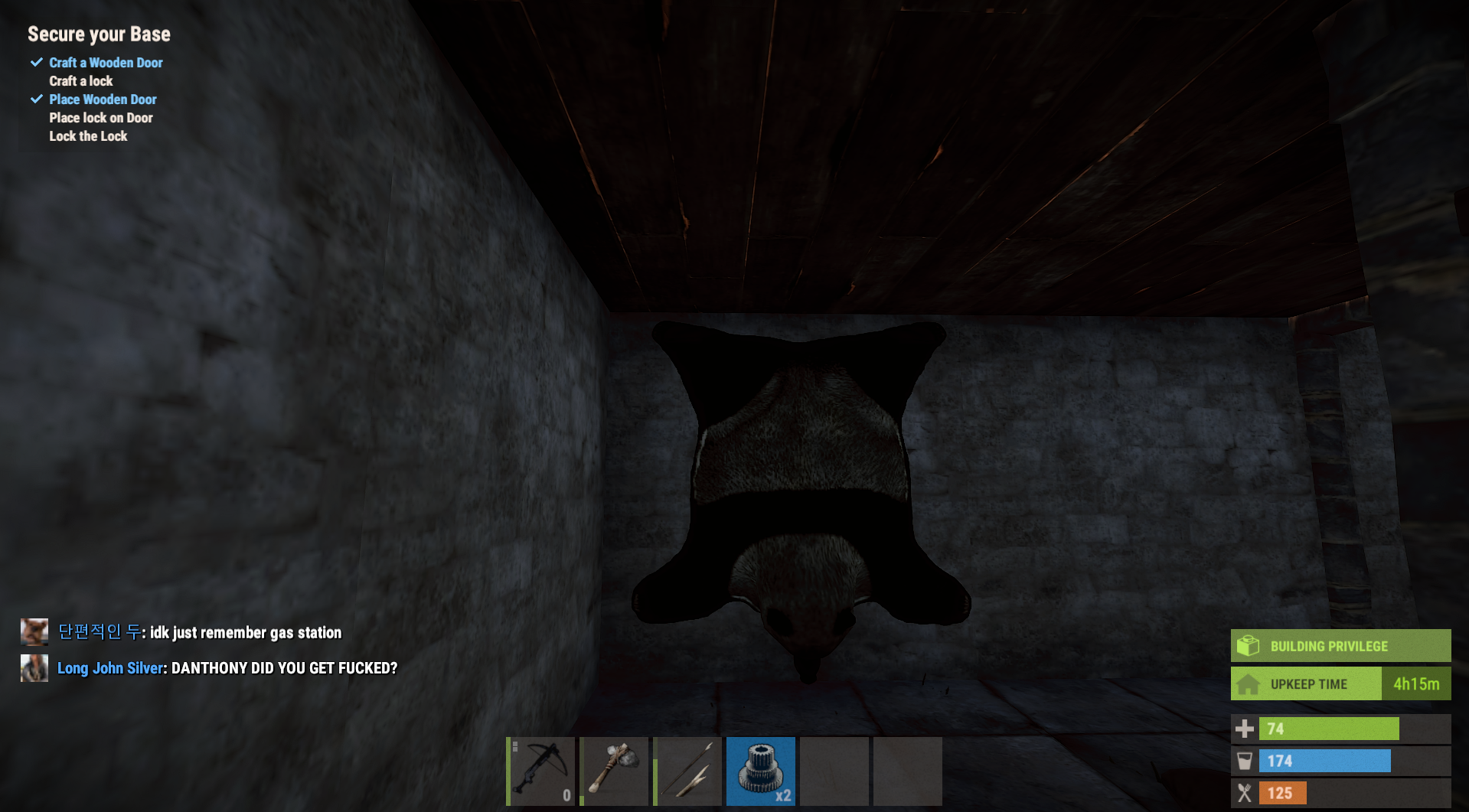 Rust Gears How To Find Them What They Can Craft