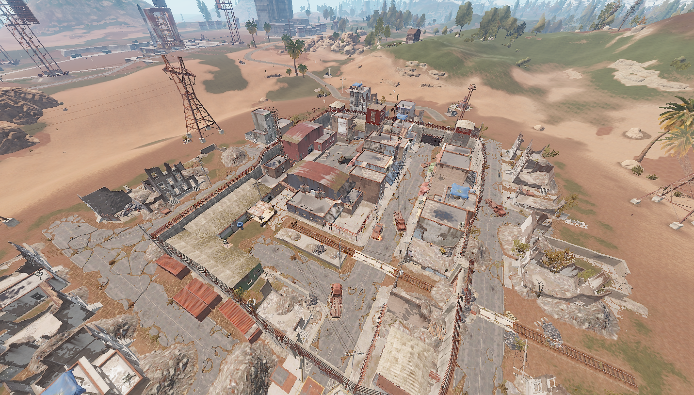 Abusing the Outpost in Rust